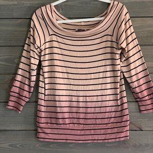 Lucky Brand Ombré Shirt